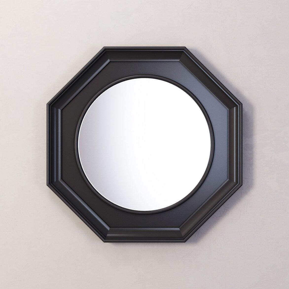Зеркало Jersey, черное