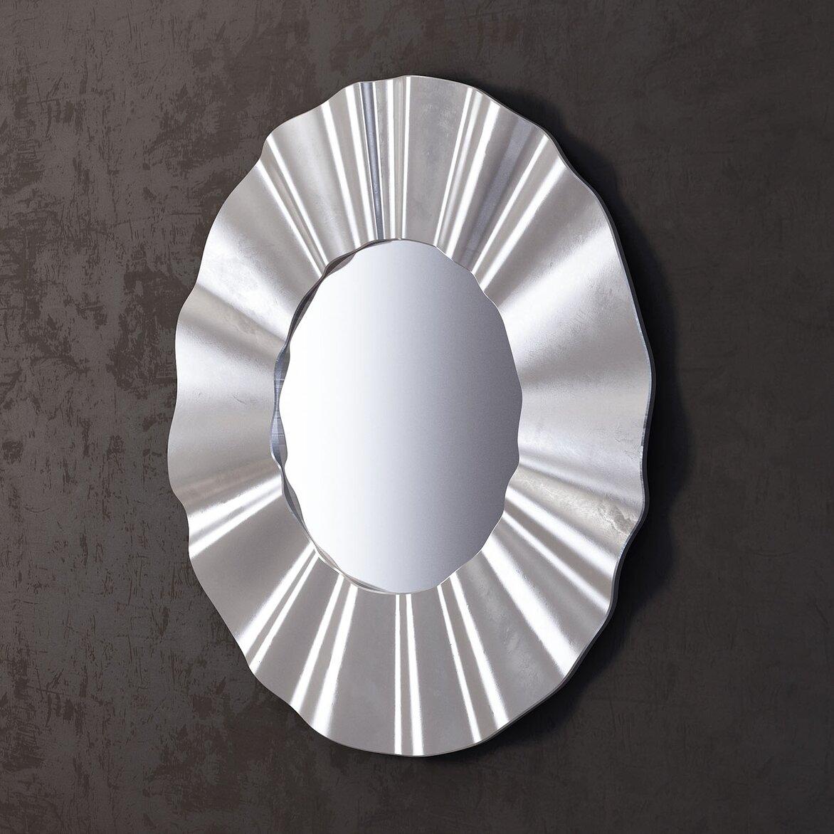 Зеркало River silver (полуоборот)