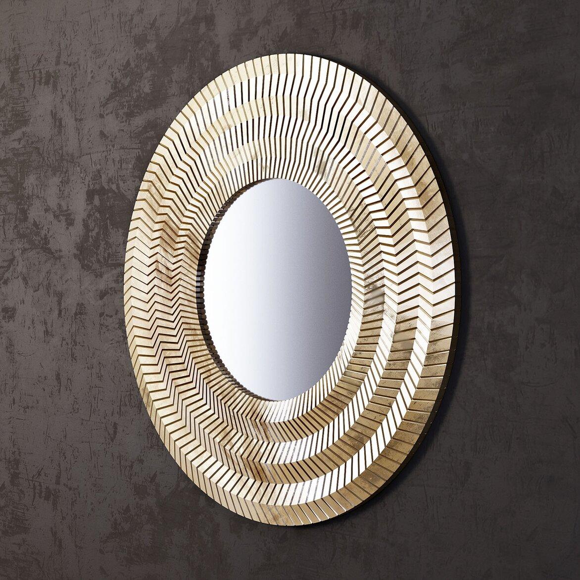Зеркало Millennium Gold (полуоборот)
