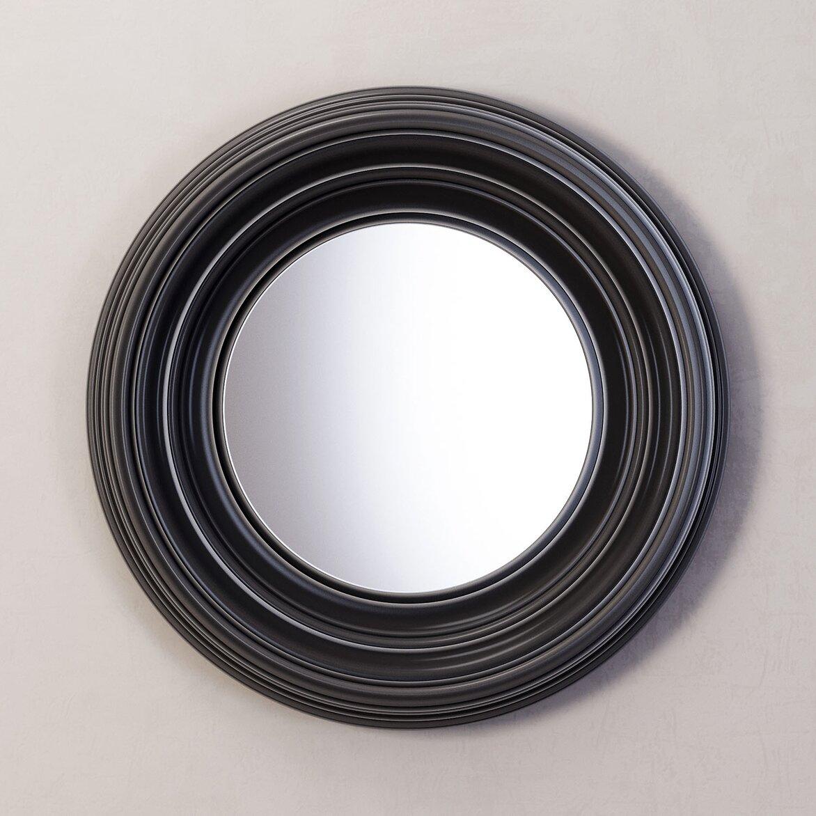 Зеркало Coventry, черное