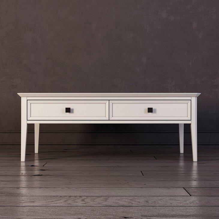 Журнальный столик Ellington, белый