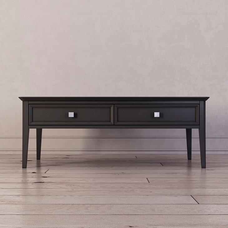 Журнальный столик Ellington, черный
