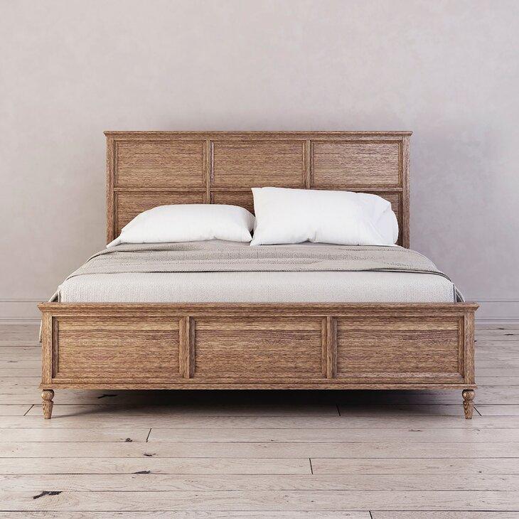 Кровать Vilton, дуб