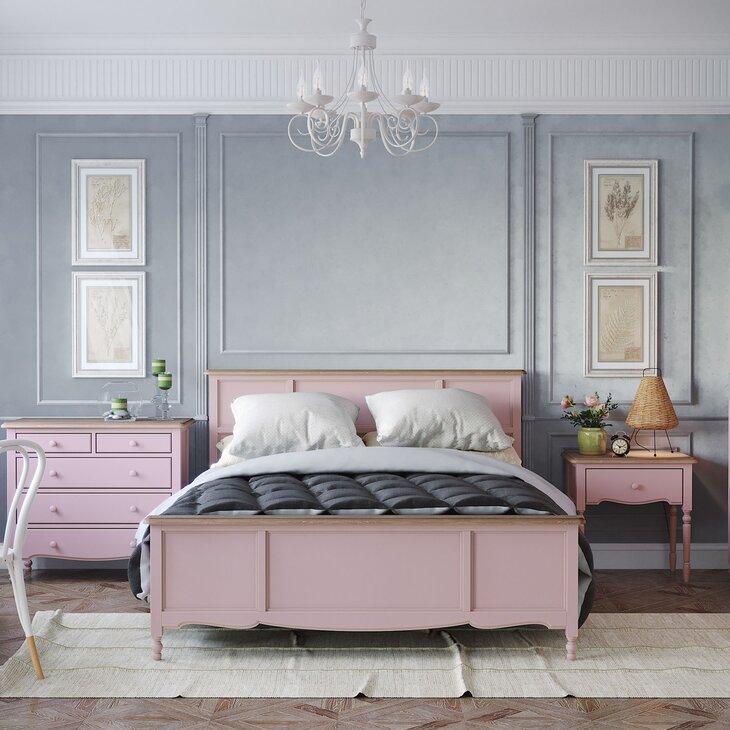 Спальня Leblanc, лавандовая