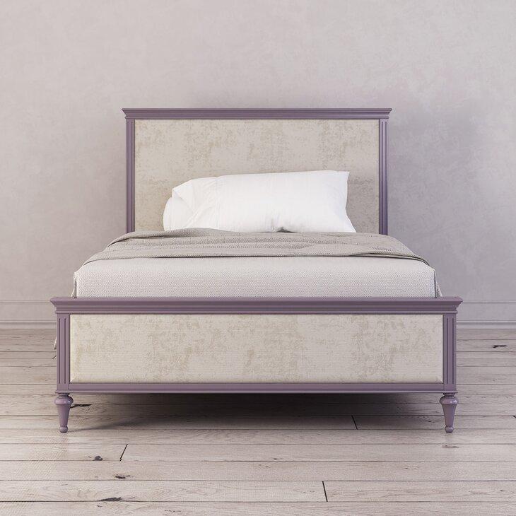 Кровать Riverdi односпальная, орхидея