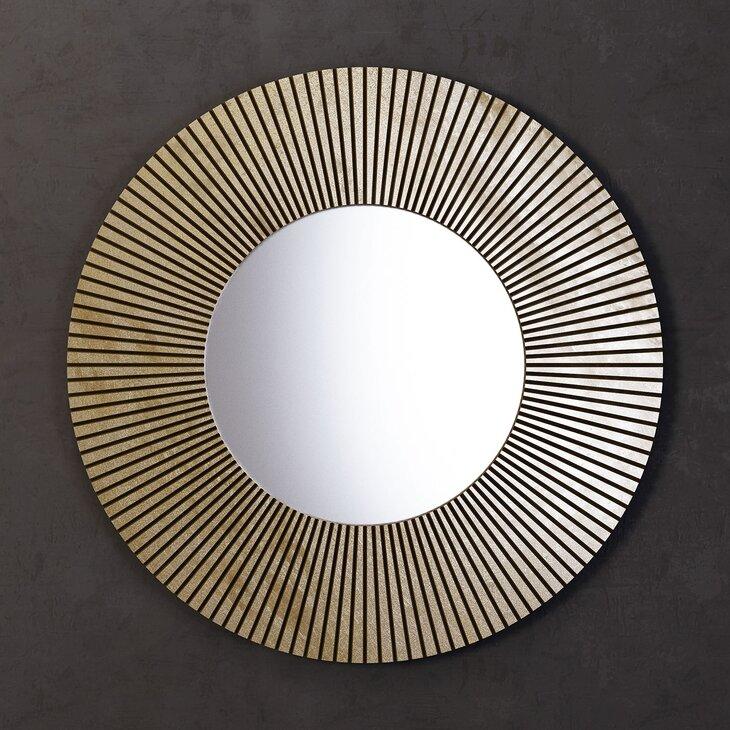 Зеркало Sunshine, круглое