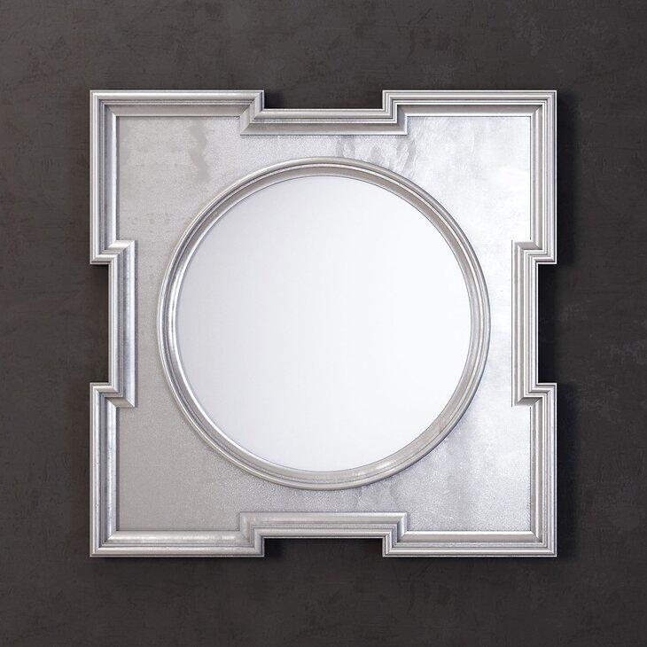 Зеркало Orlando, silver